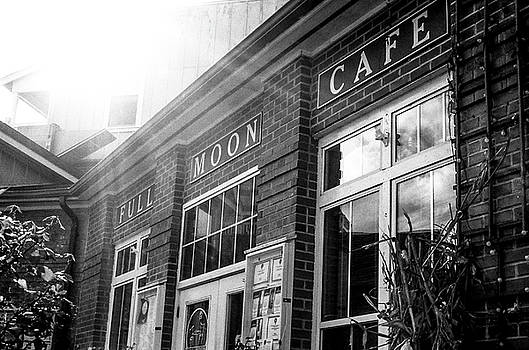 Full Moon Cafe by David Sutton