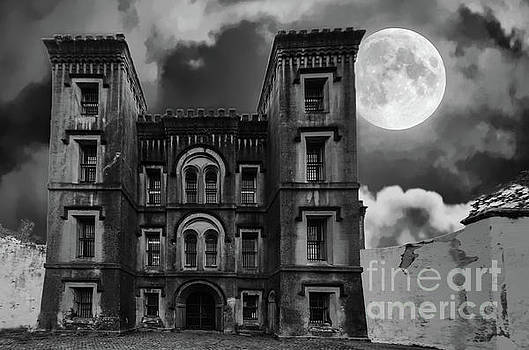 Full Moon Jail House Blues by Dale Powell