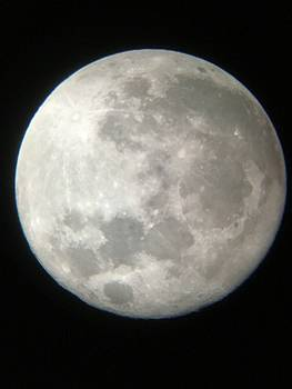 Full Moon by Mandy Shupp