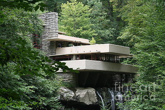 Chuck Kuhn - Full Views II Fallingwater