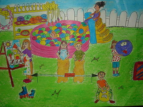 Fun activities. by Aditi Laddha