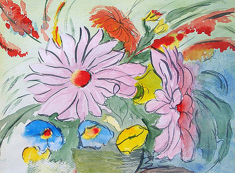 Fun Flowers by Robert Thomaston