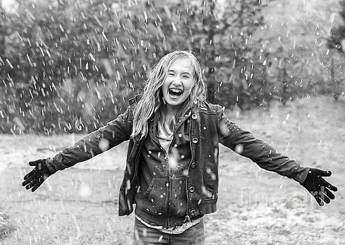 Fun In The Snow by Eddie Yerkish