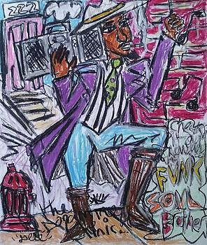 Funk Soul Brother by Dele Akerejah