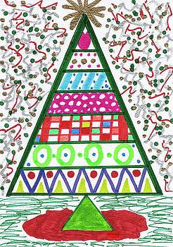 Funky Christmas by Susan Schanerman