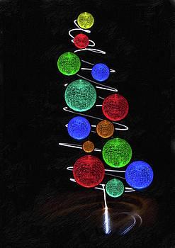 Funky Tree by Sue Collura