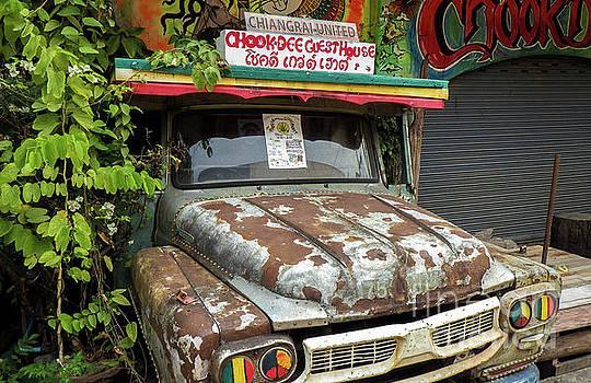 Funky Truck by David Lane