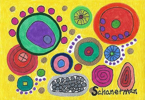 Funky World by Susan Schanerman