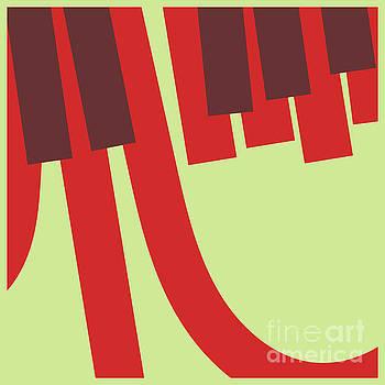 Benjamin Harte - funny piano