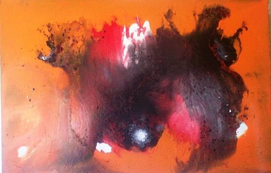 Furious Bull by Delfina Mendonca