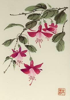 Fuschia Pink by Yolanda Koh