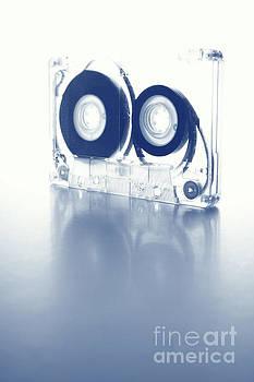 Angelo DeVal - Future Relic. Cyanotype Digital Art