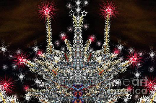 Futuristic Christmas Sound by Silva Wischeropp