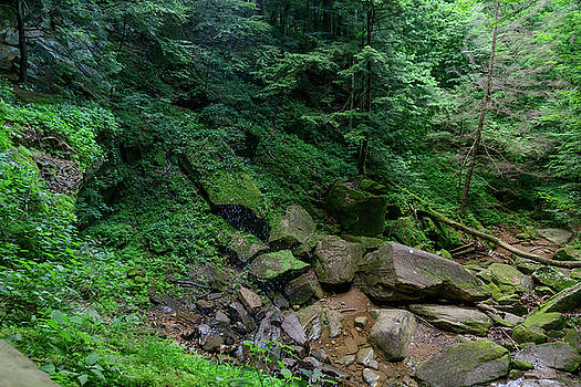 FX10A-2211 Hocking Hills by Ohio Stock Photography