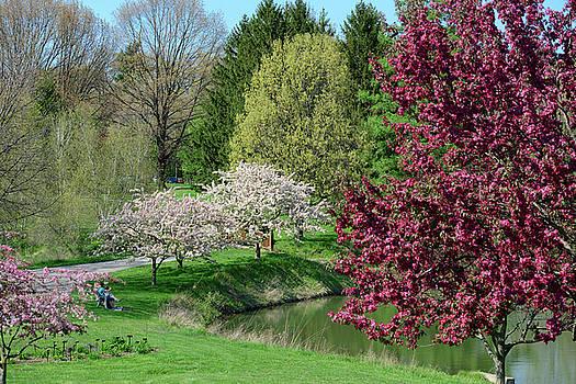 FX7M-80 Toledo Botanical Garden by Ohio Stock Photography