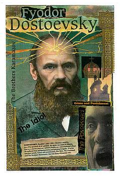 Fyodor Dostoevsky by John Dyess