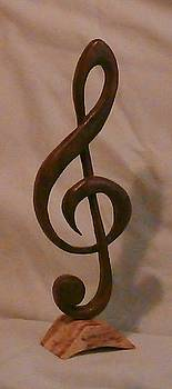 G-Clef by Russell Ellingsworth