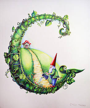 G for Gnome by Emily Maynard