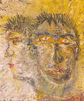 G HEAD III and IV by Gunter  Tanzerel