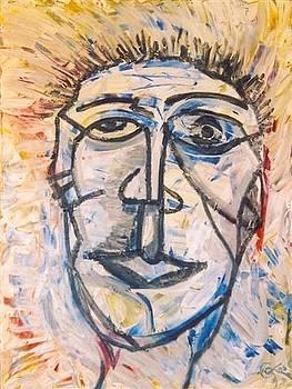 G Head V by Gunter  Tanzerel