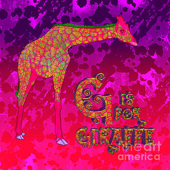 G is for Giraffe by Margaret Newcomb