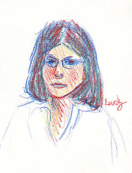Candace Lovely - Gabriele in Crayons