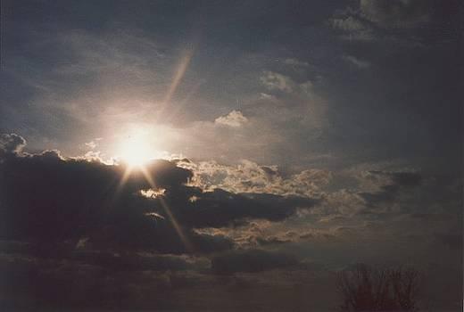 Gahanna Sky Ohio by Gene Linder