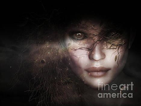 Gaia Goddess by Shanina Conway