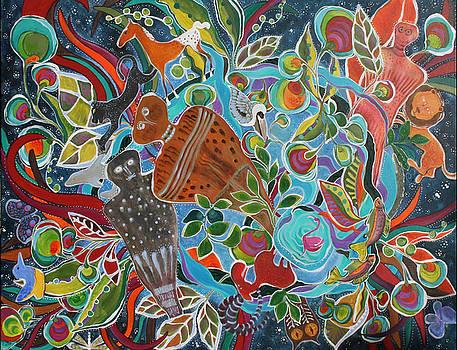 Gaia by Joella Guaraglia-Wheeler