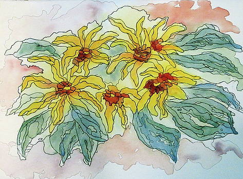 Gaillardia by Renee Goularte