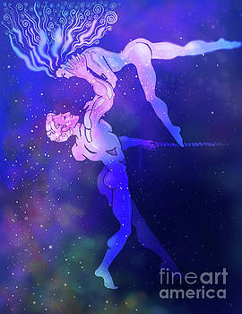 Galactic Love by Merida Winters