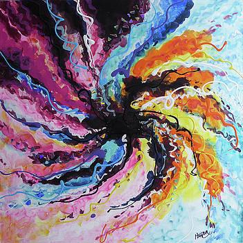 Galactic Vortex by Jack Hanzer Susco