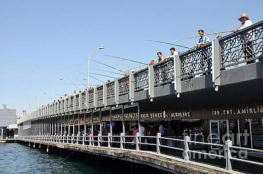 Andrew Dinh - Galata Bridge 2