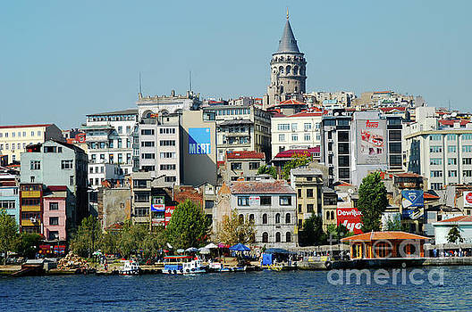 Bob Phillips - Galata Tower and Istanbul City