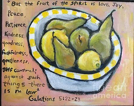 Galatians 5  by Mark Macko
