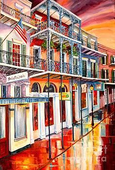 Galatorie's in New Orleans by Diane Millsap