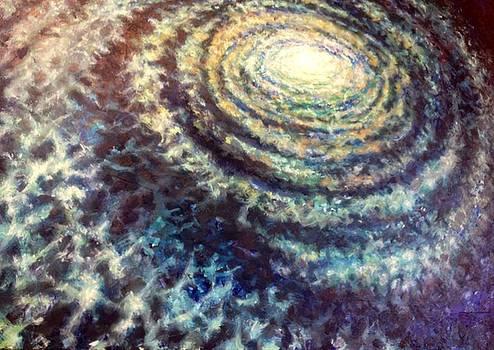 Galaxy by Daniel W Green