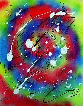 Galaxy by Patrick Morgan