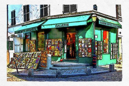 David Pringle - Galerie Butte