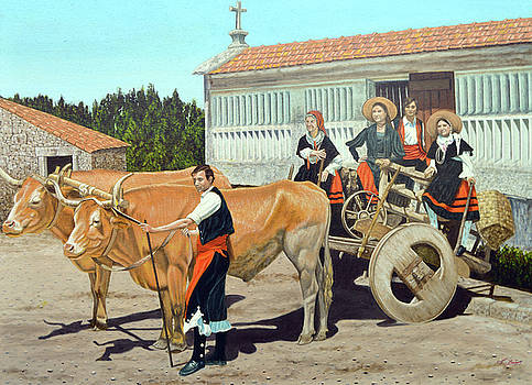 Galicia la nostalgica by Tony Banos