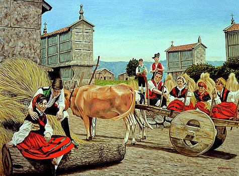 Galicia Medieval by Tony Banos