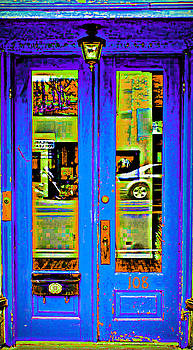 Gallery Door by Jill Tennison