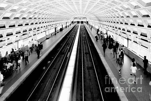 Gallery Place Metro by Thomas Marchessault