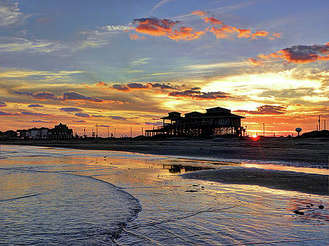 Galveston Island by Savannah Gibbs