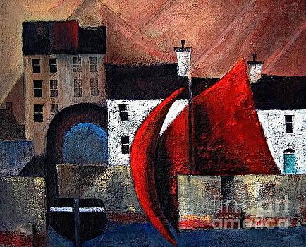 Val Byrne - GALWAY ... Spanish Arch