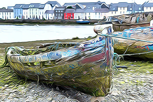Galway boat by Andrew Michael