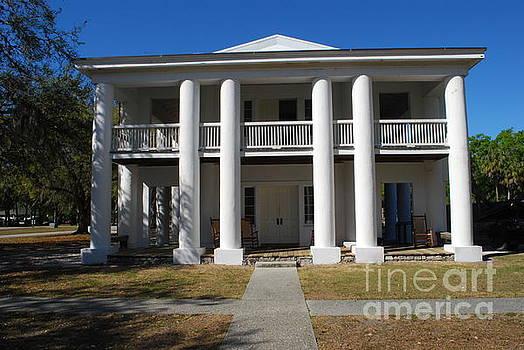 Gary Wonning - Gamble Mansion Parrish Florida