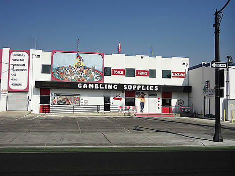 Gambling Supplies by Bruce Iorio