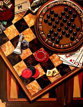Games People Play by Pamela Roehm