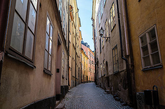 Gamla Stan by Nick Barkworth